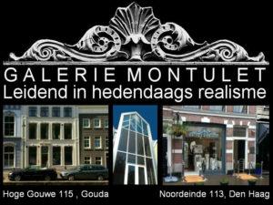 Galerie Montulet in Gouda en Den Haag